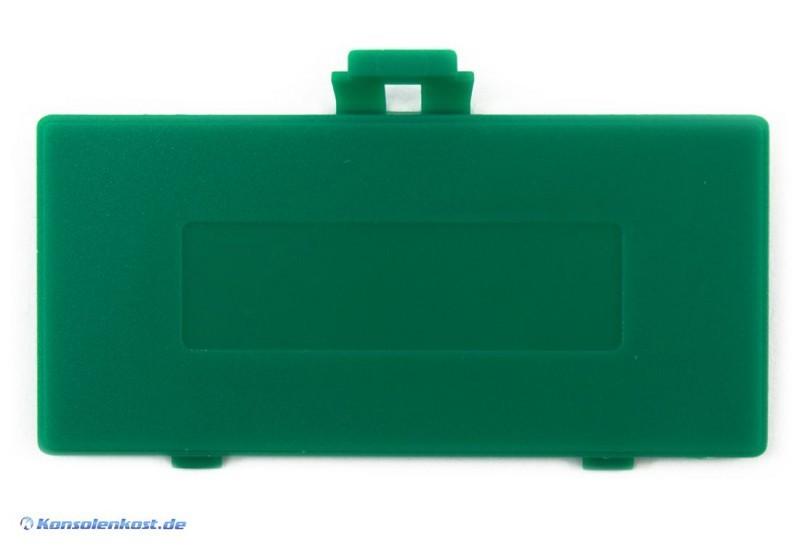 GameBoy Pocket - Batteriefachdeckel, Klappe, Deckel, Abdeckung, Battery Cover #grün