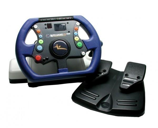 xbox williams f1 racing wheel lenkrad mit ovp. Black Bedroom Furniture Sets. Home Design Ideas