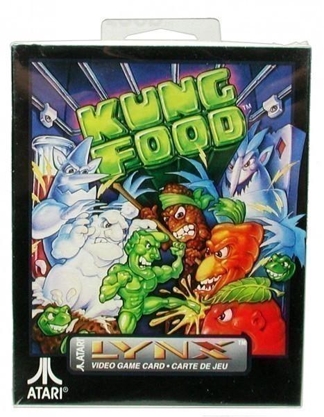 Lynx - Kung Food