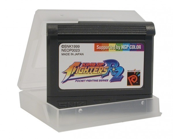 Neo Geo Pocket Color - King of Fighters R2