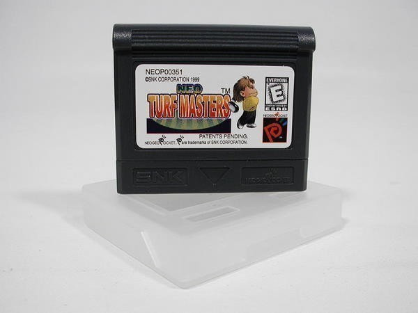 Neo Geo Pocket Color - Neo Turf Masters