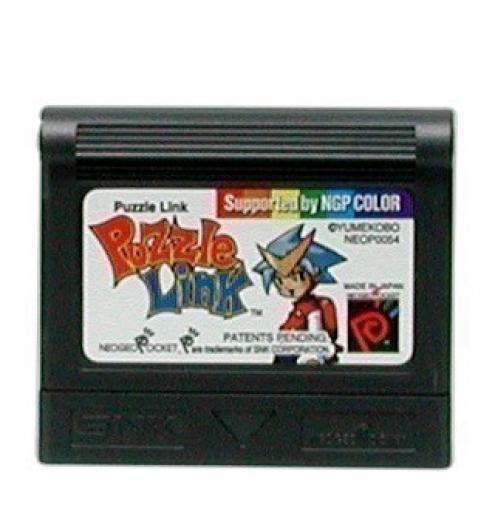 Neo Geo Pocket Color - Puzzle Link