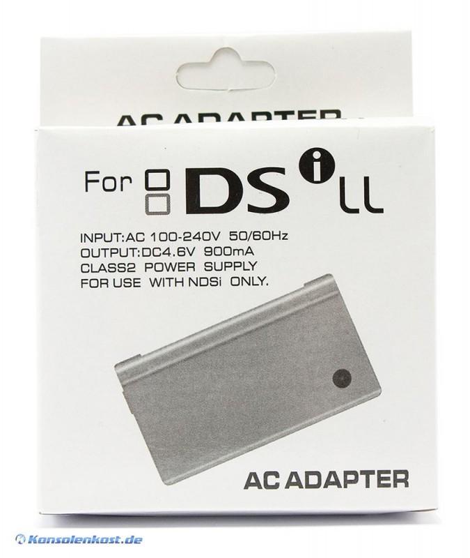 Nintendo 3DS - Netzteil / AC Adapter für 3DS & DSi