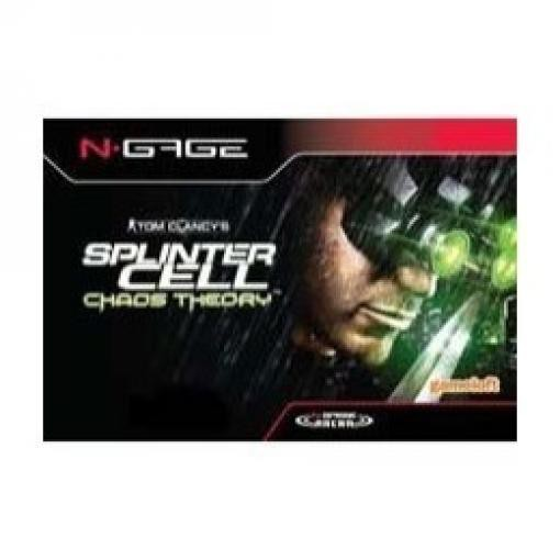 Nokia N-Gage - Splinter Cell: Chaos Theory