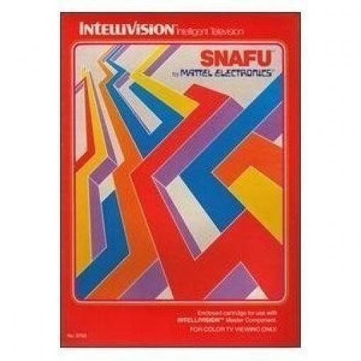 Intellivision - Snafu