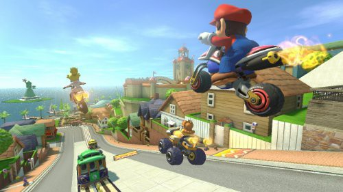 wii u mario kart 8 neu ovp nintendo wii u spiele. Black Bedroom Furniture Sets. Home Design Ideas