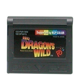 Neo-Geo-Pocket-Color-Neo-Dragons-Wild-NEUWARE-BULK