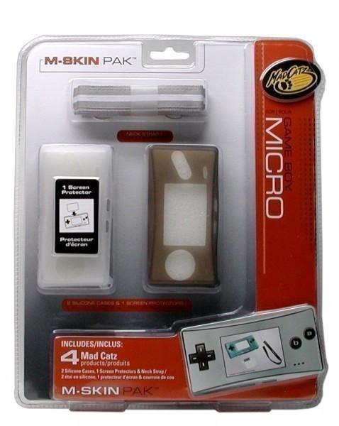 GameBoy Micro - M-Skin Pak