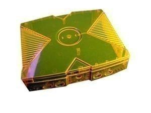 Xbox-Austausch-Gehaeuse-Case-orange-NEU-OVP