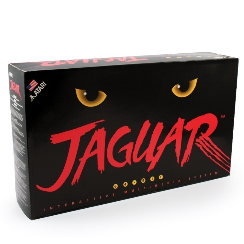 Retro-Atari-Jaguar-Konsole-Kasumi-Ninja-Cybermorph-NEU-OVP-1-Verpackun