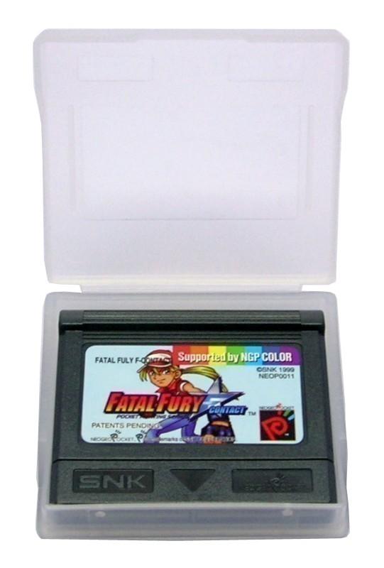 Neo Geo Pocket Color - Fatal Fury
