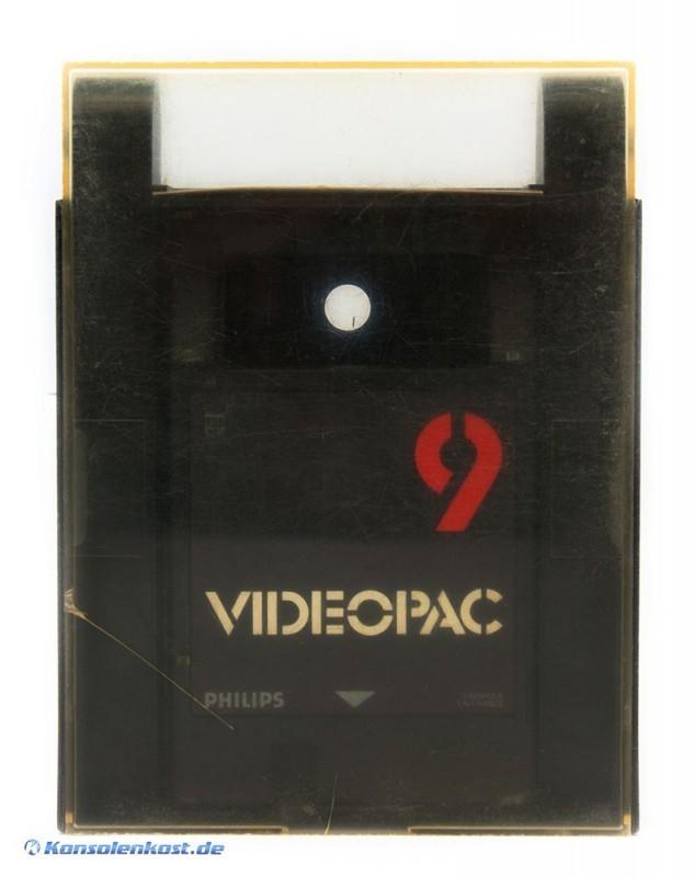 Philips Videopac - Computer Programmer #9
