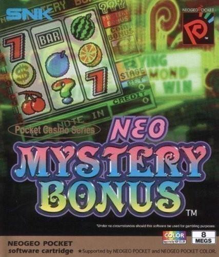 Neo Geo Pocket Color - Neo Mystery Bonus