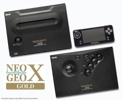 Neo-Geo-X-Konsole-Gold-Limited-Edition-EU-NEU-amp-OVP