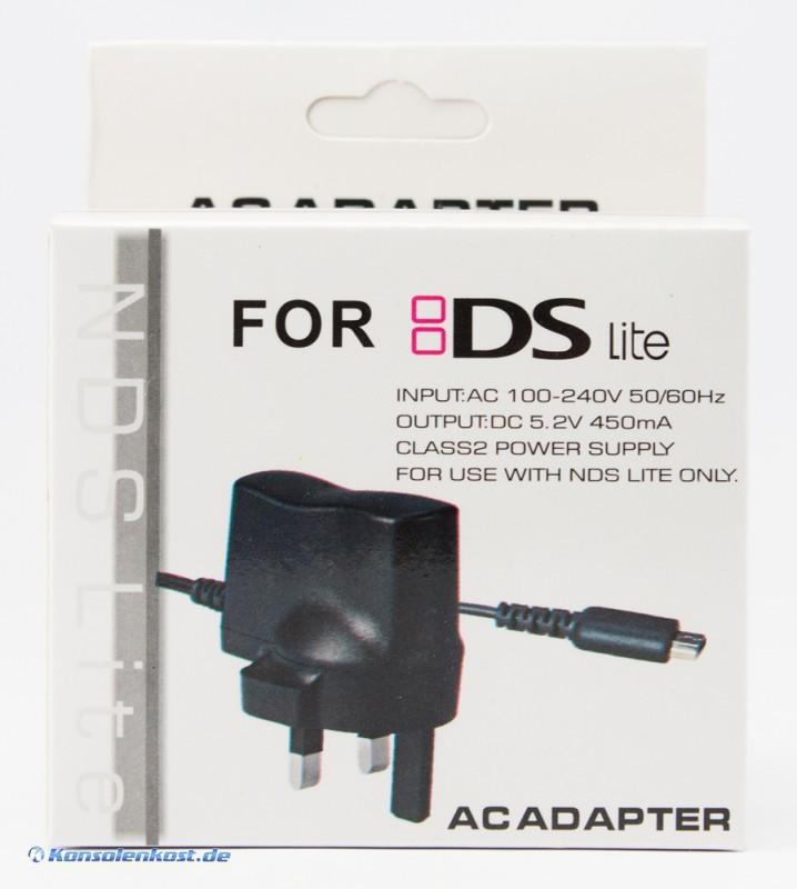 Nintendo DS Lite - AC Adapter / Netzteil
