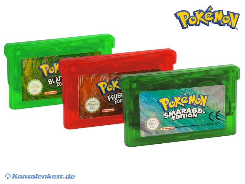 pokemon feuerrot online spielen