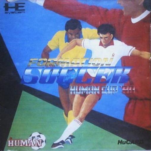 PC Engine / TurboGrafX - Formation Soccer