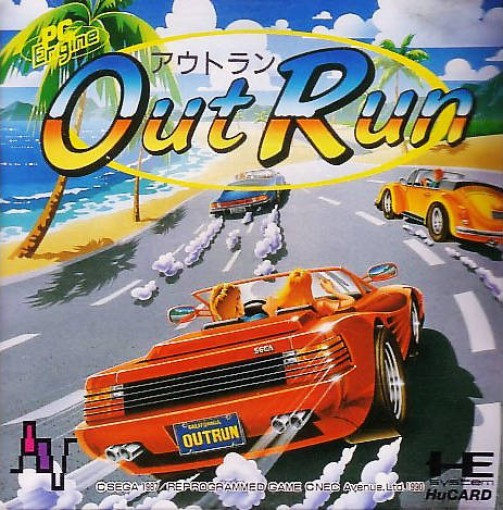 PC Engine / TurboGrafX 16 - OutRun