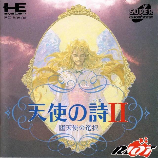 PC Engine / TurboGrafX CD - Tenshi no Uta II: Datenshi no Sentaku
