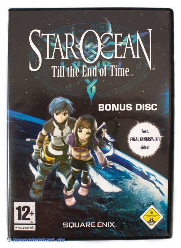 Star Ocean Till the End of Time feat. Final Fantasy XII Video!