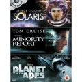 Solaris & Minority Report & Planet der Affen