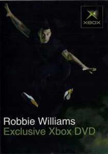 Robbie Williams - Exclusive XBOX DVD