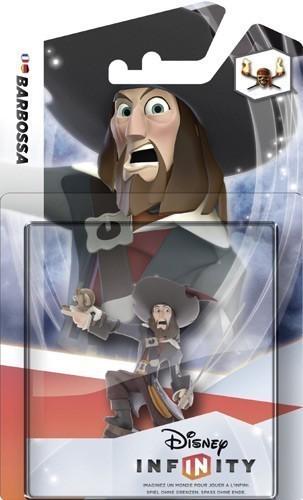 Disney Infinity - Figur: Barbossa (gebraucht)