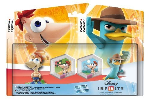 Toybox: Set Phineas & Ferb