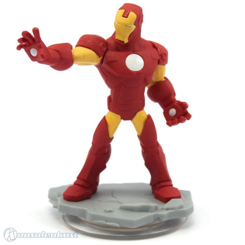 Disney Infinity 2.0 - Figur: Iron Man (gebraucht)