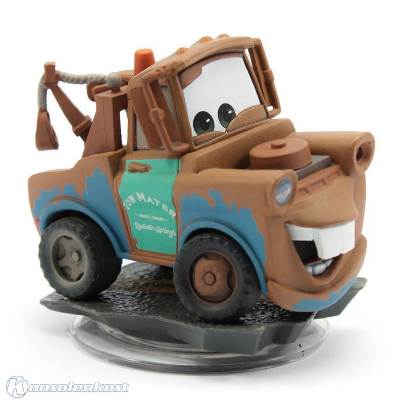 Disney Infinity - Figur: Mater (gebraucht)
