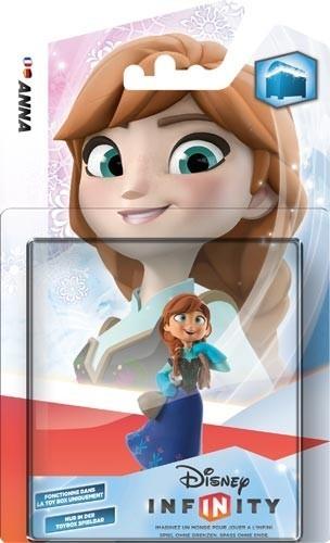 Disney Infinity - Figur: Anna (gebraucht)