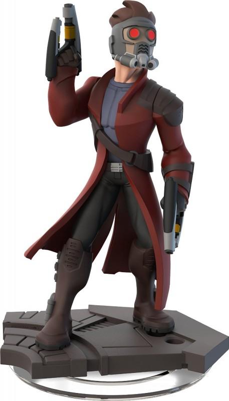 Disney Infinity 2.0 - Figur: Star-Lord (gebraucht)