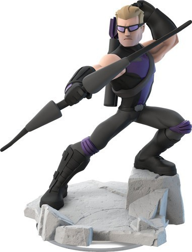 Disney Infinity 2.0 - Figur: Hawkeye (gebraucht)