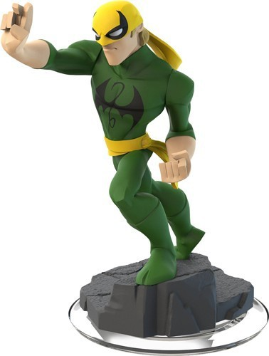 Disney Infinity 2.0 - Figur: Iron Fist (gebraucht)