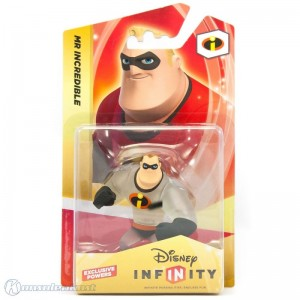 Figur: Crystal Mr. Incredible