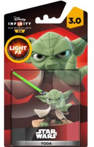 Figur: Yoda #Light FX