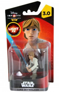 Figur: Luke Skywalker #Light FX