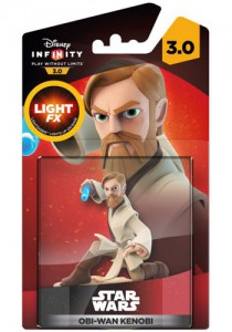 Figur: Obi Wan #Light FX