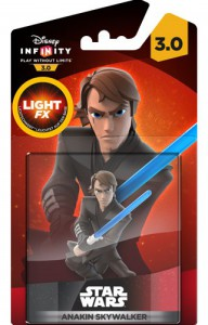 Figur: Anakin #Light FX