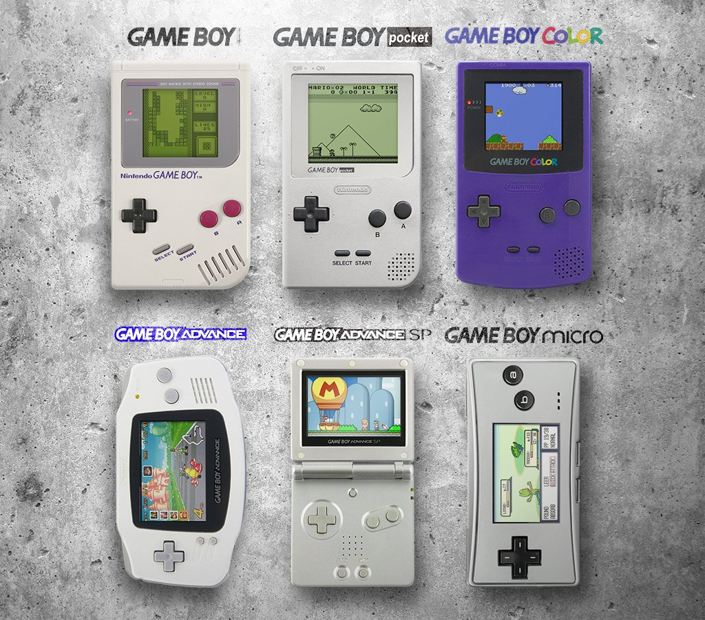 Gameboy Color Spel
