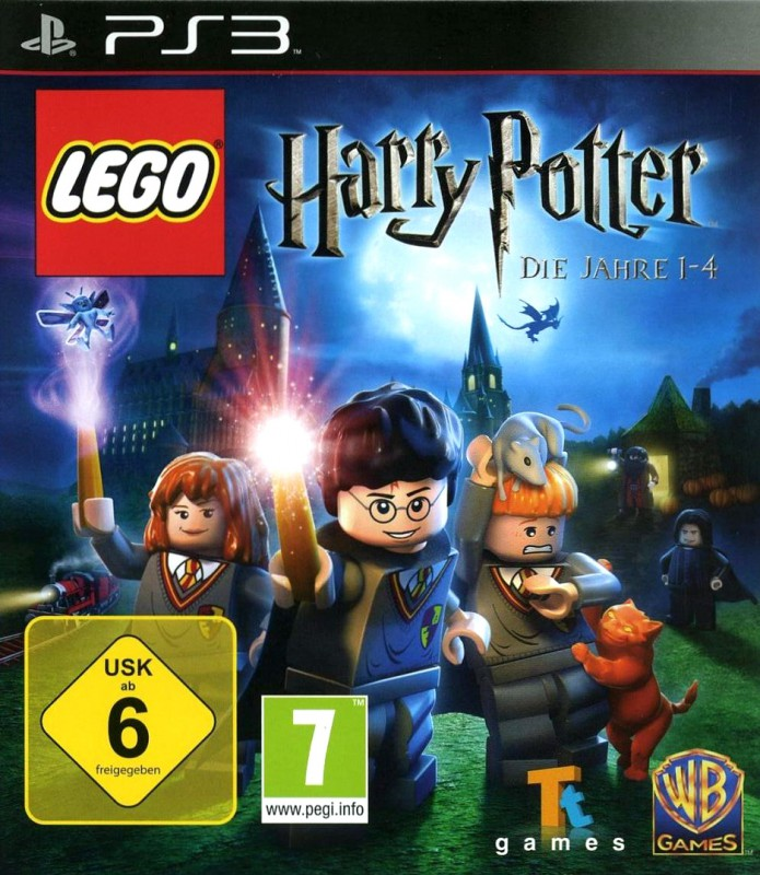 LEGO Harry Potter: Die Jahre 1-4 / The Years 1-4