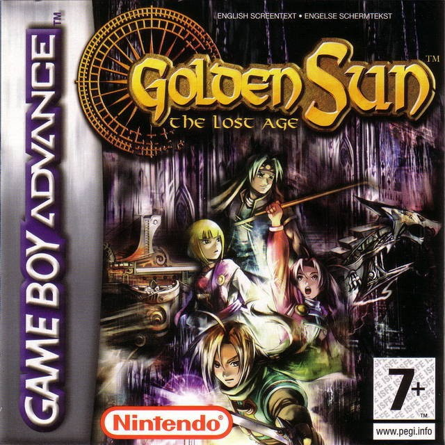 Golden Sun 2: The Lost Age (ENGLISCH)
