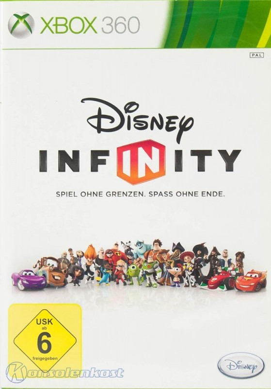 Disney Infinity (nur Software)