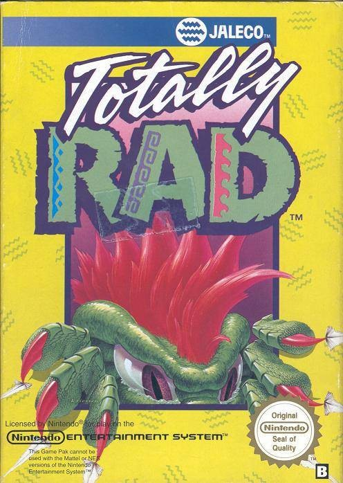 Totally Rad (PAL-B)