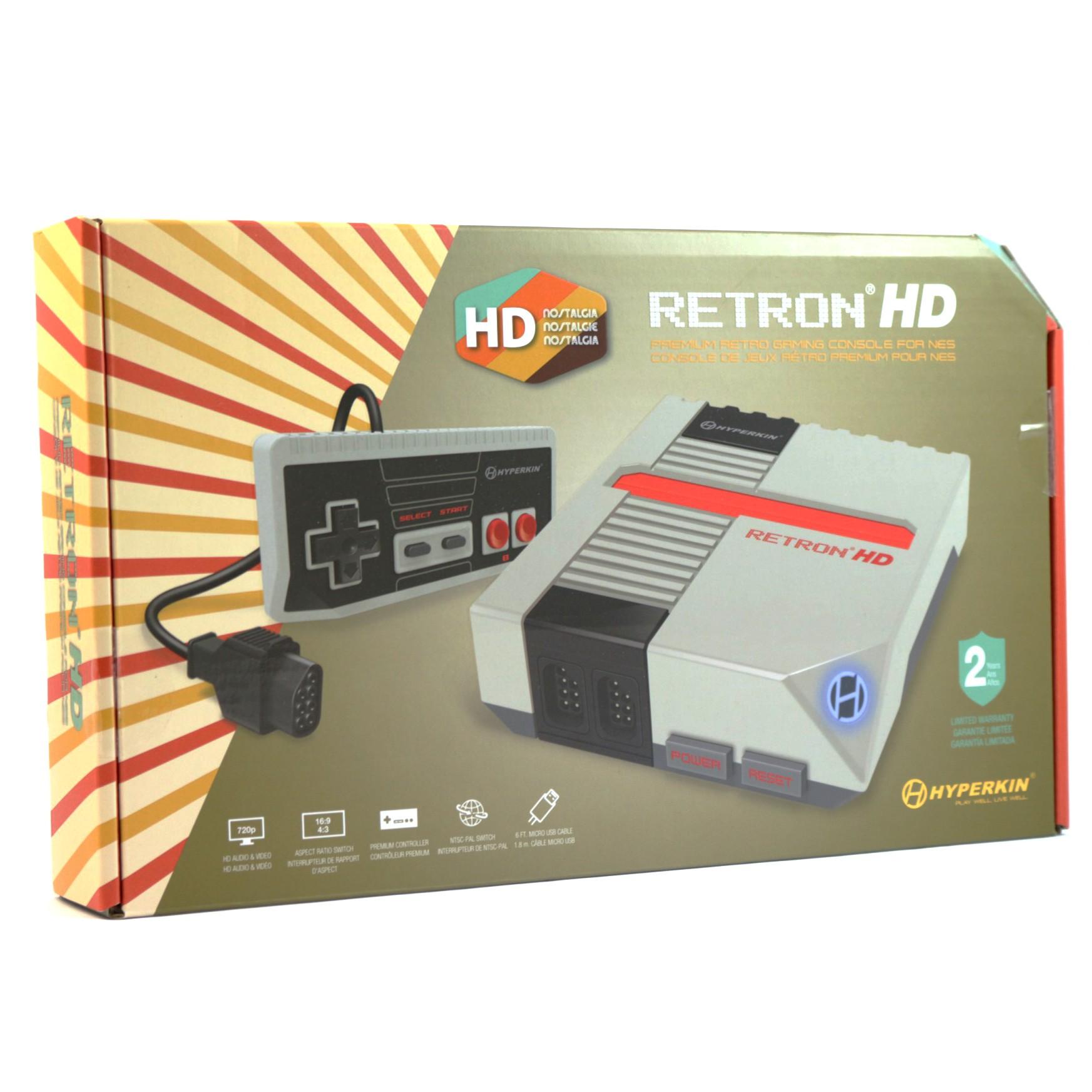 RetroN - RetroN 1 HD Konsole #grau [Hyperkin] (...