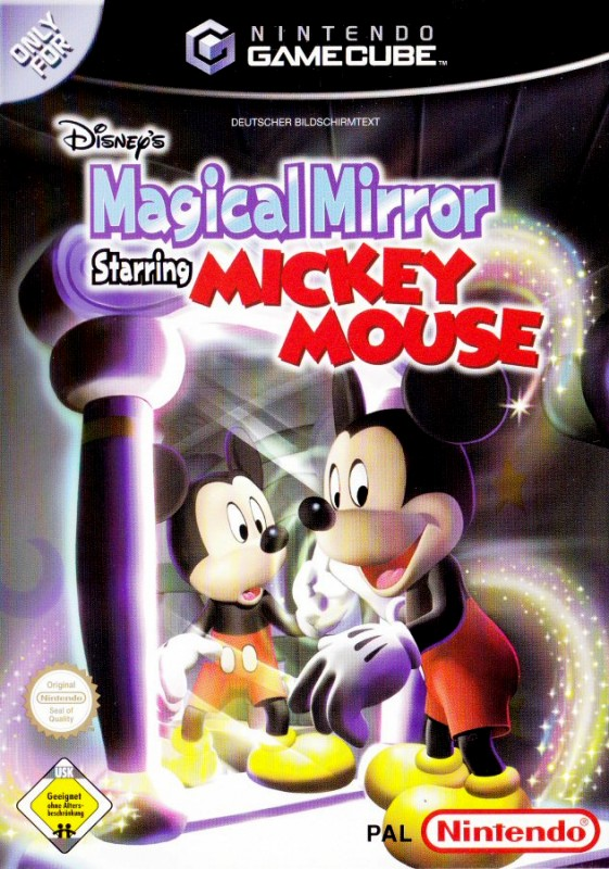 Magical Mirror - Starring Mickey Mouse
