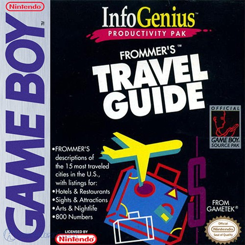 Frommers Travel Guide