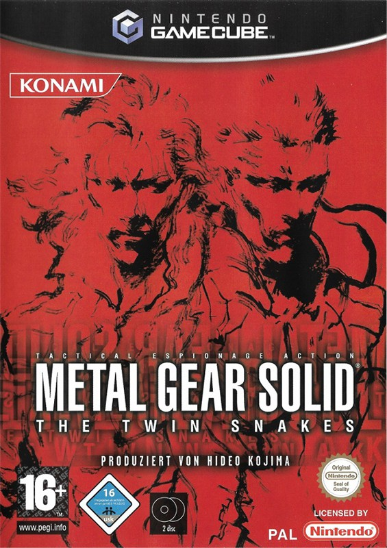 Metal Gear Solid: The Twin Snakes