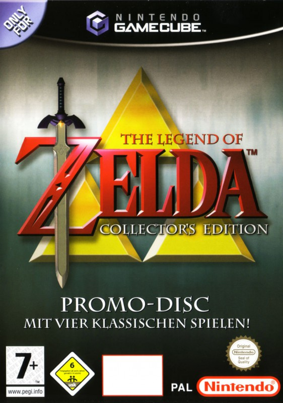 The Legend of Zelda: Collector's Edition