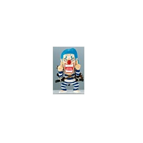 One Piece Impel Down Candy Toy Figur: Hannyabal